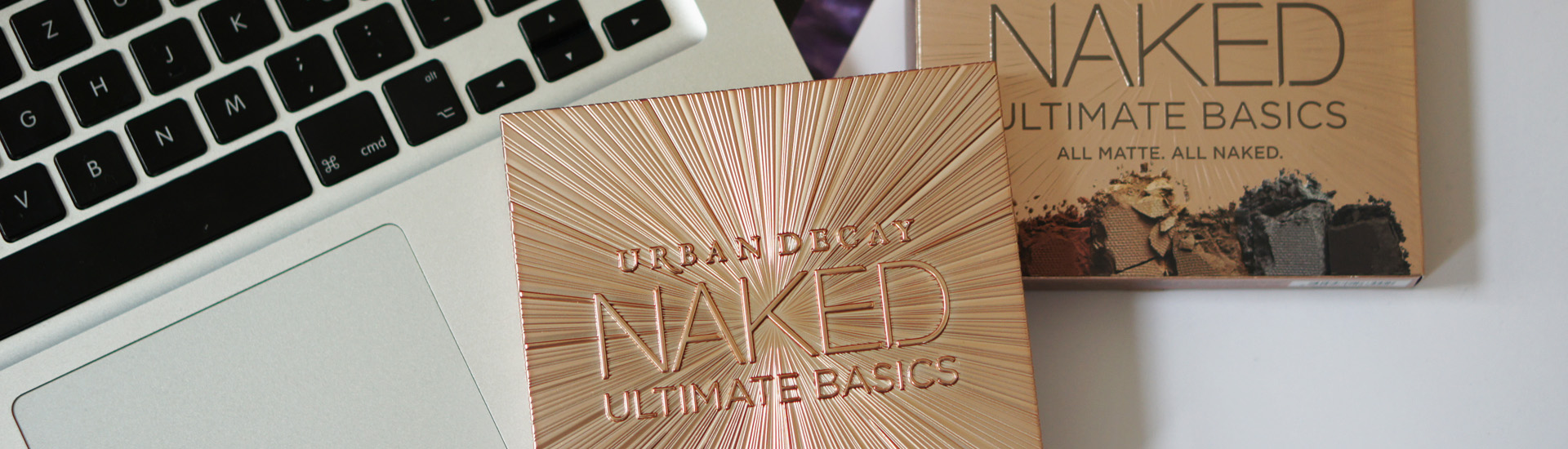 Urban Decay Naked Ultimate Basics — пятнистые тени