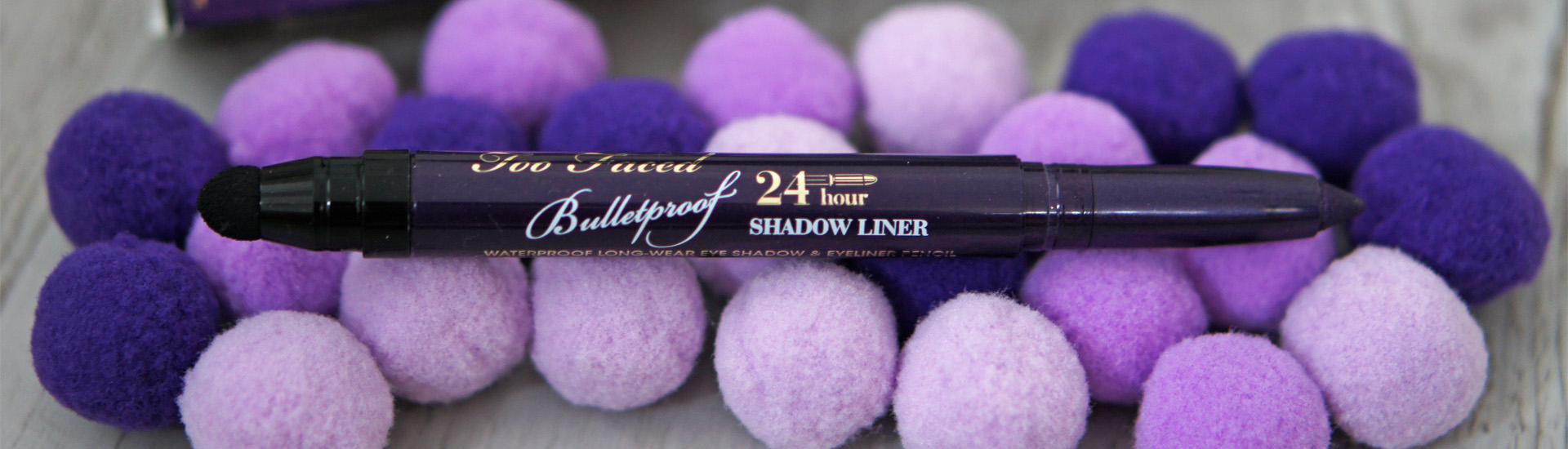 Too Faced Bulletproof 24 Hour Shadow Liner