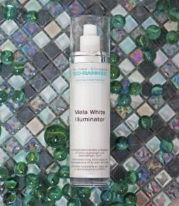 Увлажняющий спрей Mela White Illuminator Dr. Christine Schrammek