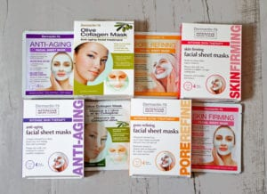 Dermactin-TS Sheet Masks