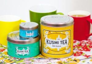 Kusmi Tea Detox Tea, BB Detox, Blue Detox