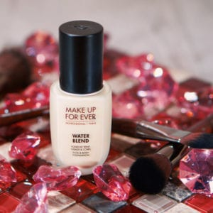 Make Up For Ever Waterblend Face and Body Foundation