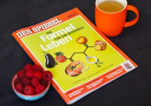 Der Spiegel Formula for healthy life