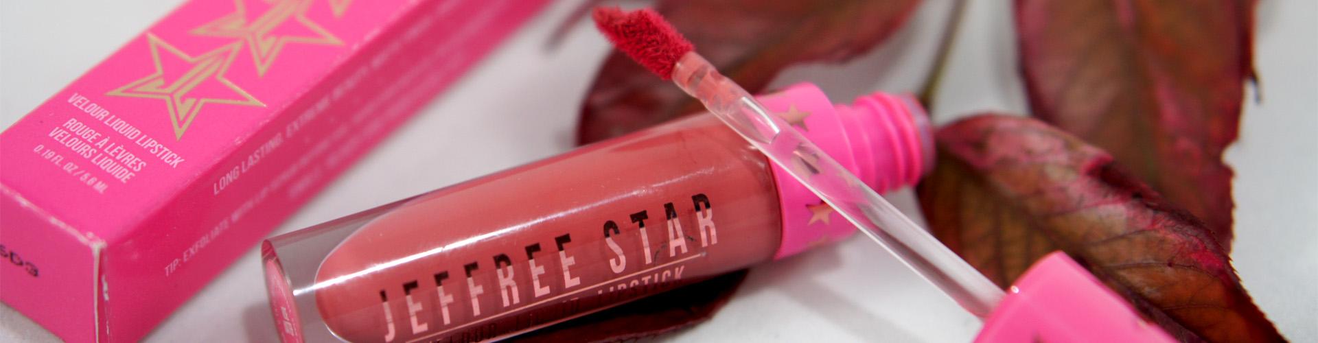 Jeffree Star Velour Liquid Lipstick: крутая помада сомнительного происхождения