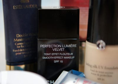 Chanel Perfection Lumere Velvet