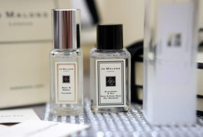 Jo Malone gifts with purchase