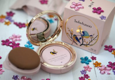 Sulwhasoo Perfecting Cushion Limited 2017 Golden Birds