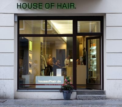 Hairdresser House of Hair