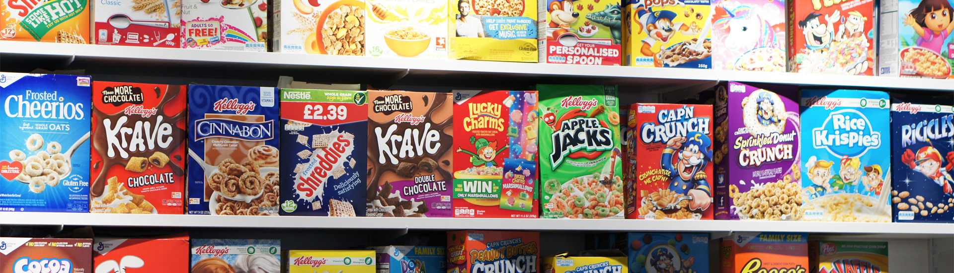 Flakes Corner Berlin Cereals