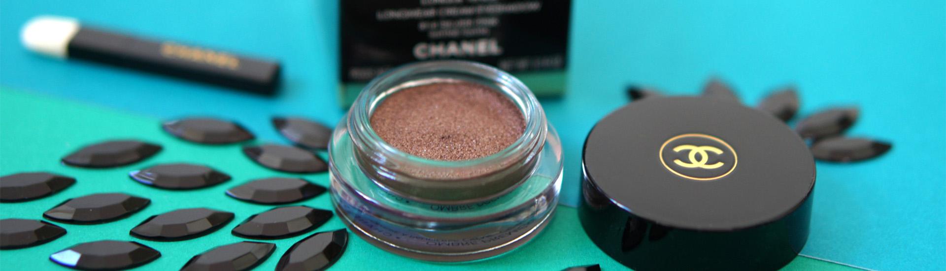 Громкое разочарование: тени Chanel Longwear Cream Eyeshadow