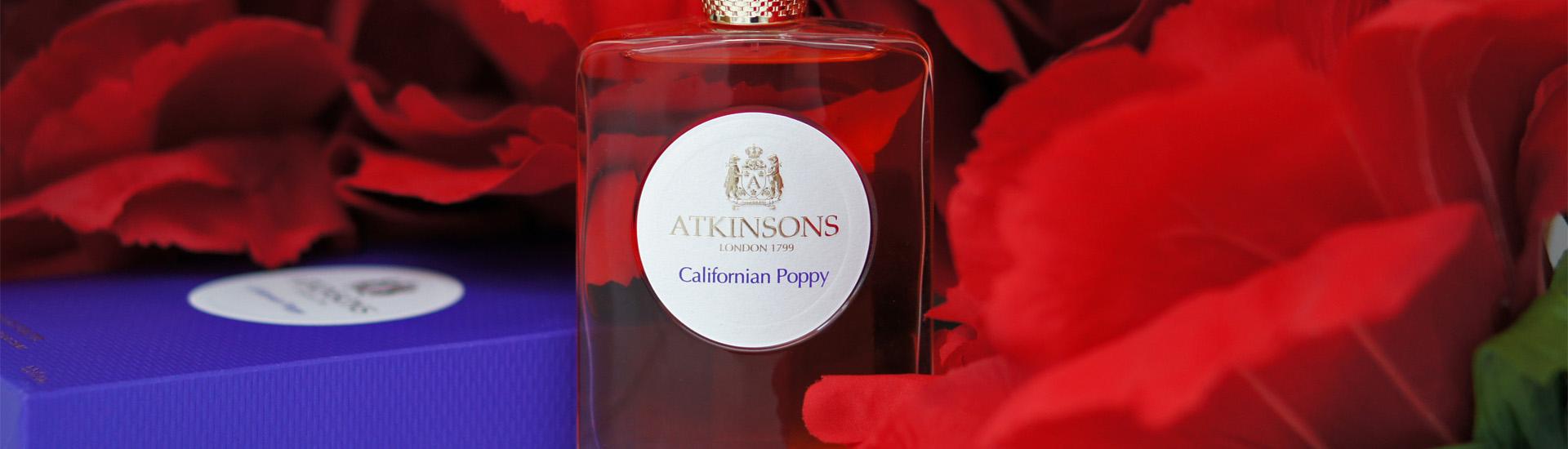 Парфюм модниц прошлого: Atkinsons Californian Poppy