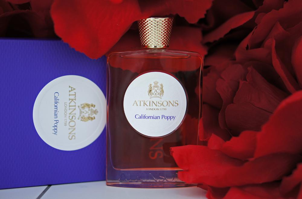 Zeitreise in die wilden Zwanziger mit Californian Poppy von Atkinsons