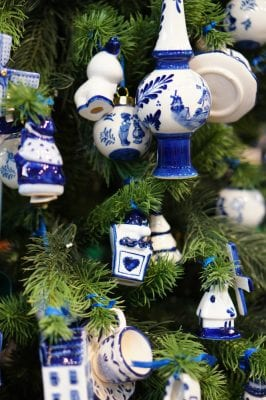 Dutch Christmas Tree Decorations Ornaments