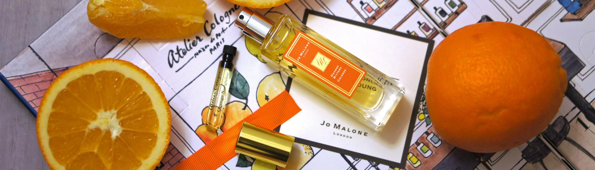 Битва парфюмерных апельсинов: Jo Malone London vs. Atelier Cologne