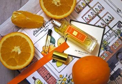 Jo Malone London Orange Bitters Atelier Cologne Orange Sanguine