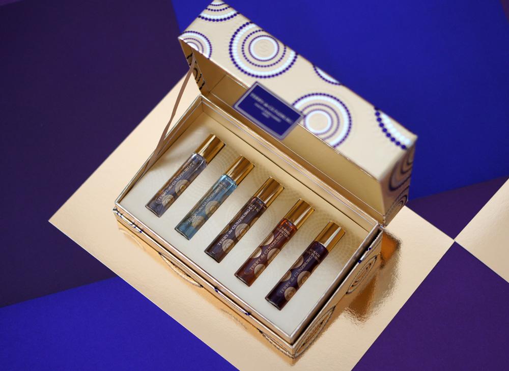 Ларец сокровищ: парфюмерный набор Terry de Gunzburg