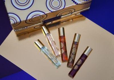 Terry de Gunzburg Gold Gotha Perfume Set