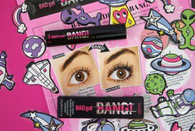 Benefit Bad Gal Bang Mascara тушь ресницы make-up косметика макияж
