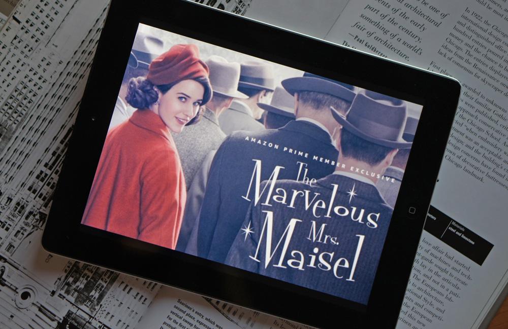 Красивые наряды и сильные женщины 50х: сериал Marvelous Mrs. Maisel