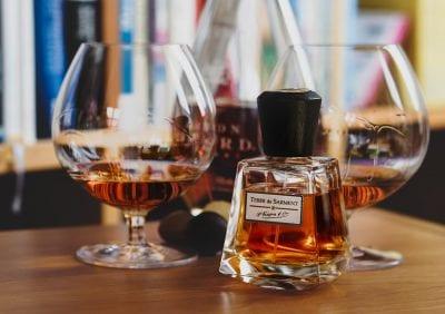 Frapin Terre de Sarment cognac perfume perfum profumo fragrance niche parfüm nischenparfüm duft парфюм духи аромат нишевая парфюмения ниша нишевый парфюм gourmand gourmet