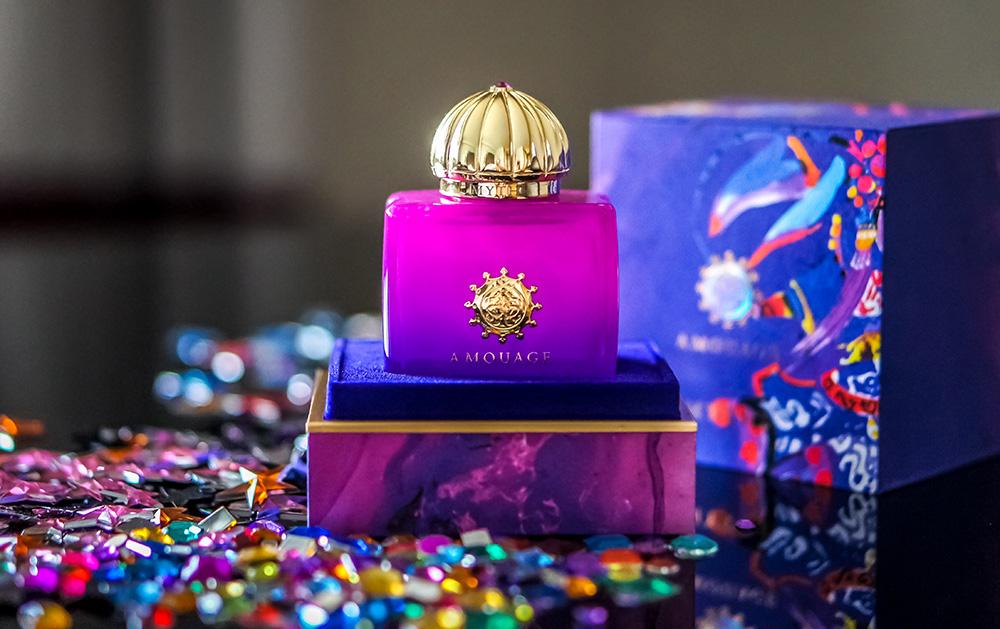 Amouage Myths Woman niche perfume fragrance Parfüm Duft Nischenparfüm Nischenduft profumo perfum parfum парфюм нишевая парфюмерия аромат Амуаж Мифы