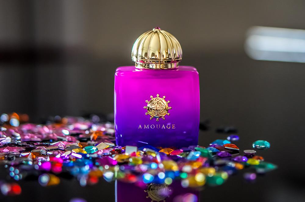 Настоящая необычная нишевая парфюмерия: Amouage Myths Woman