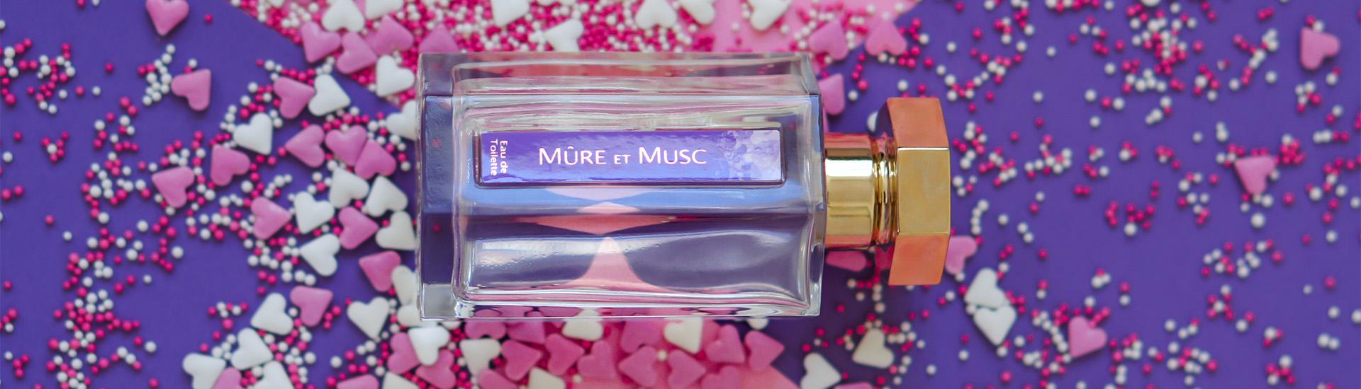 Ежевичная аносмия с ароматом Mure et Musc L'Artisan Parfumeur