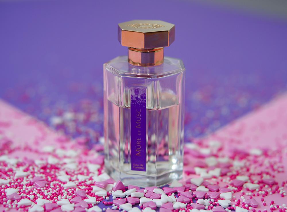 Anosmie und Brombeeren in Mure et Musc von L'Artisan Parfumeur