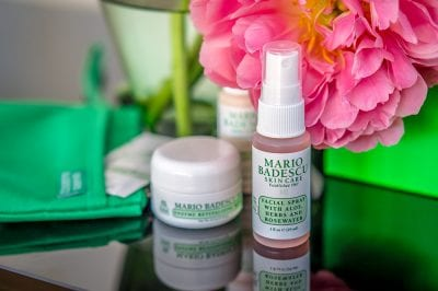 Rosenerfrischung für die Haut: Mario Badescu Facial Spray with Aloe, Herbs and Rosewater Gesichtsspray спрей moisturizing
