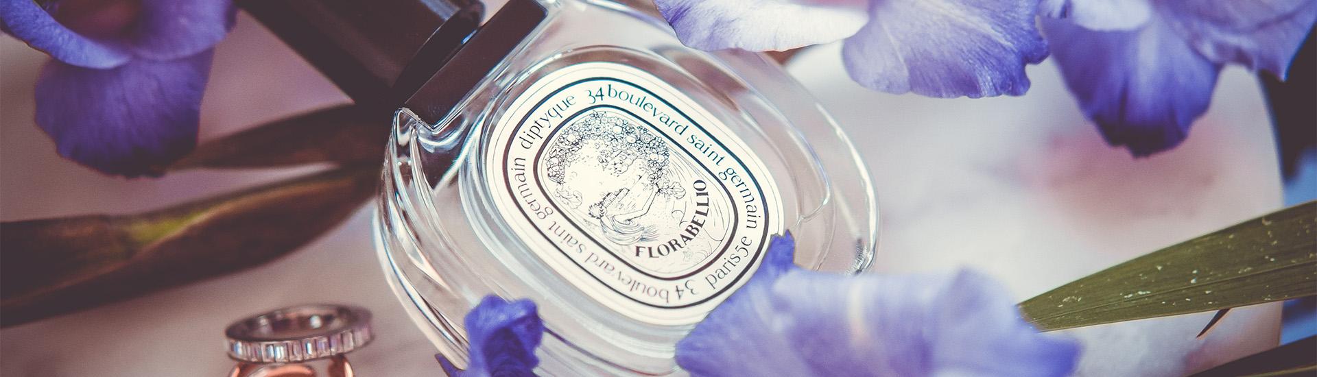 Калейдоскоп парфюмерных противоположностей: Florabellio Diptyque