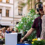 DJ music musik Maison Dang Restaurant Berlin DJ