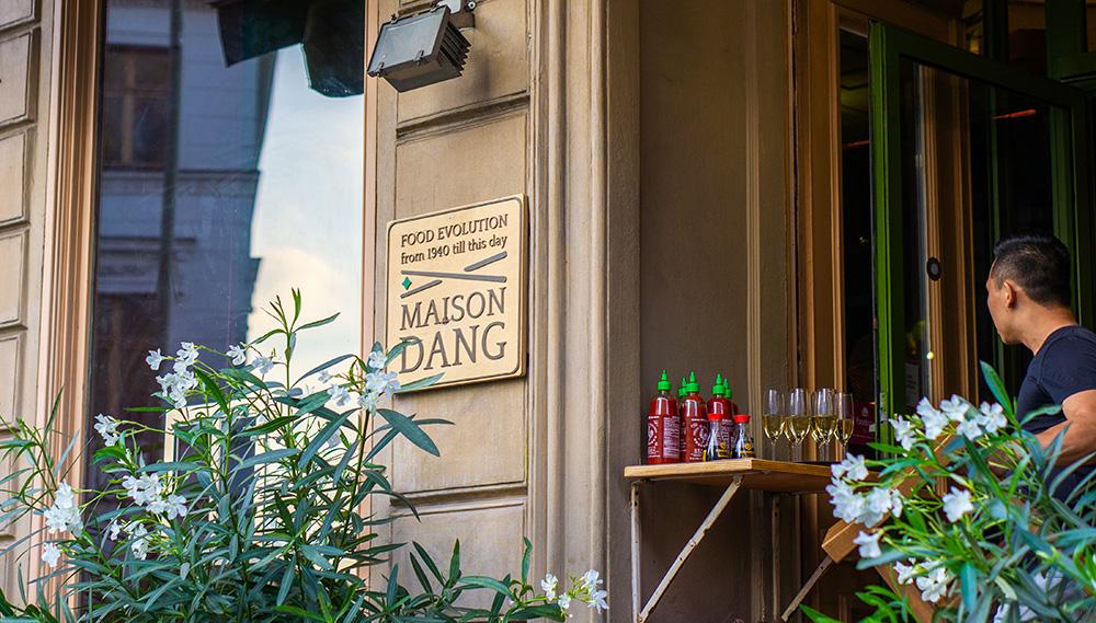 Grand Opening: новый берлинский ресторан Maison Dang