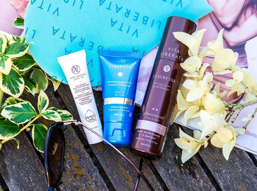 Selbstbräuner Tipp: Vita Liberata pHenomenal Tan