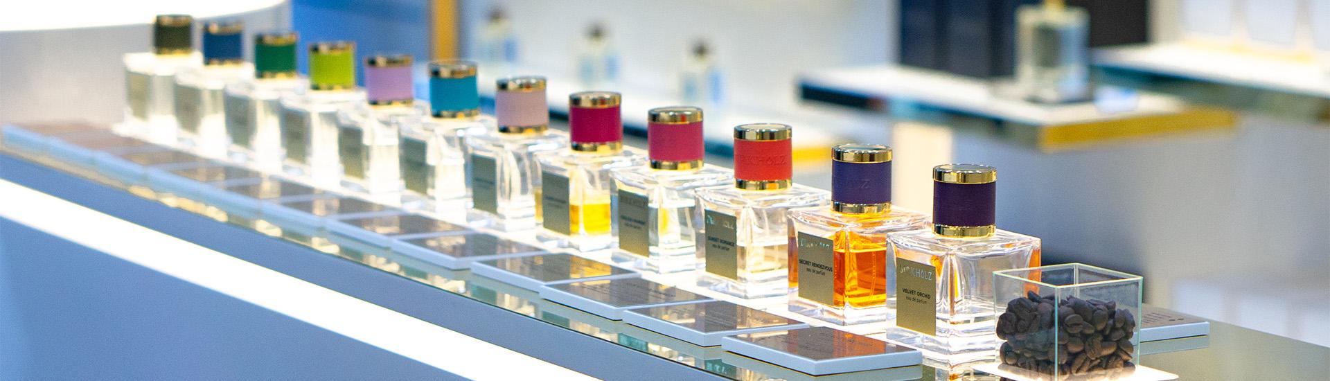 Немецкая нишевая парфюмерия: Birkholz Perfume Manufacture в Берлине