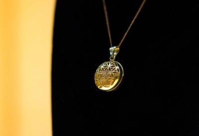 Birkholz scented jewelry Duftschmuck парфюмерное украшение