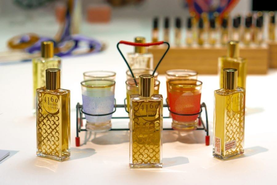 4160 Tuesdays London perfumes niche parfüm нишевая парфюмерия