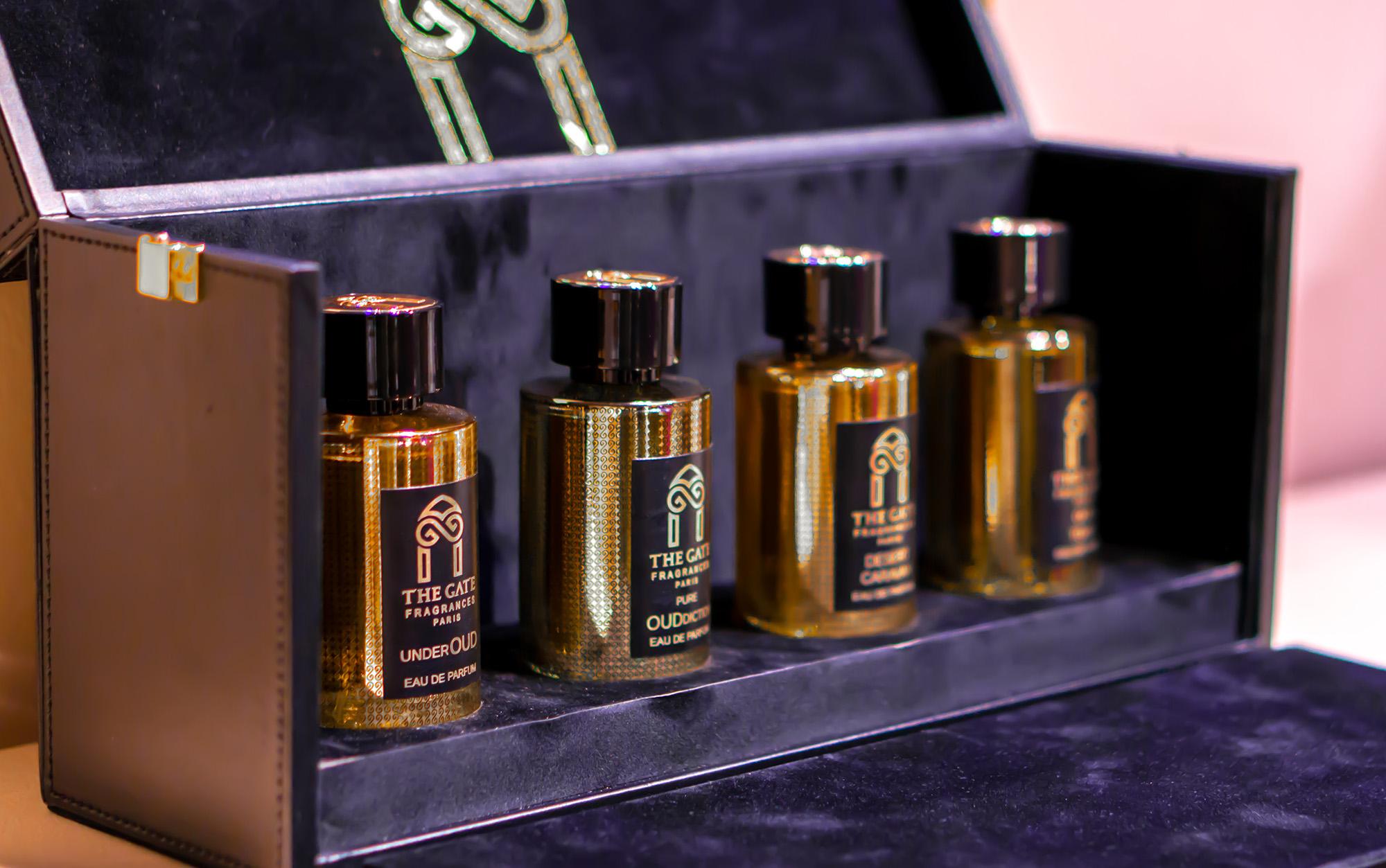 The Gate niche perfumes perfume parfüm нишевая парфюмерия