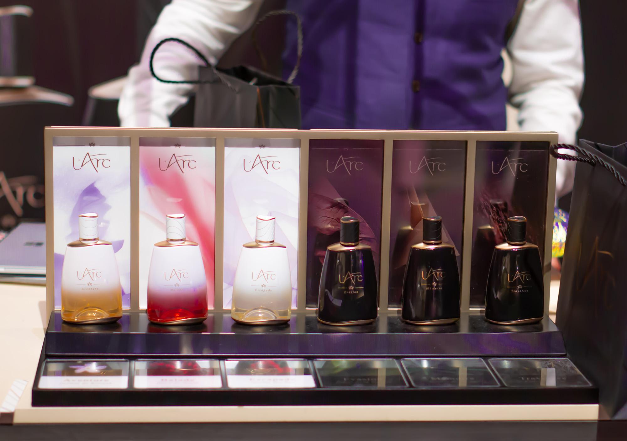 L'Arc Parfums niche perfume parfüm нишевая парфюмерия