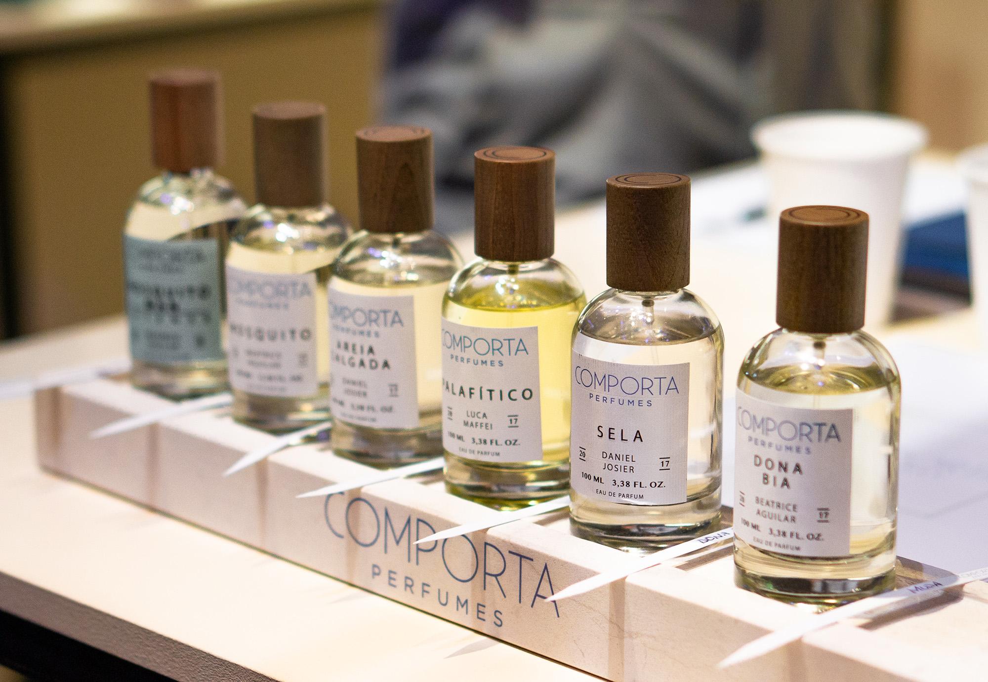 Comporta Pitti Fragranze niche perfume nischenparfüm нишевая парфюмерия