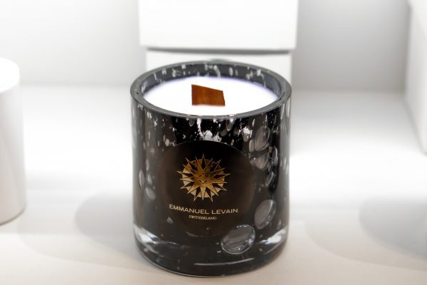 Emmanuel Levain home scented candle