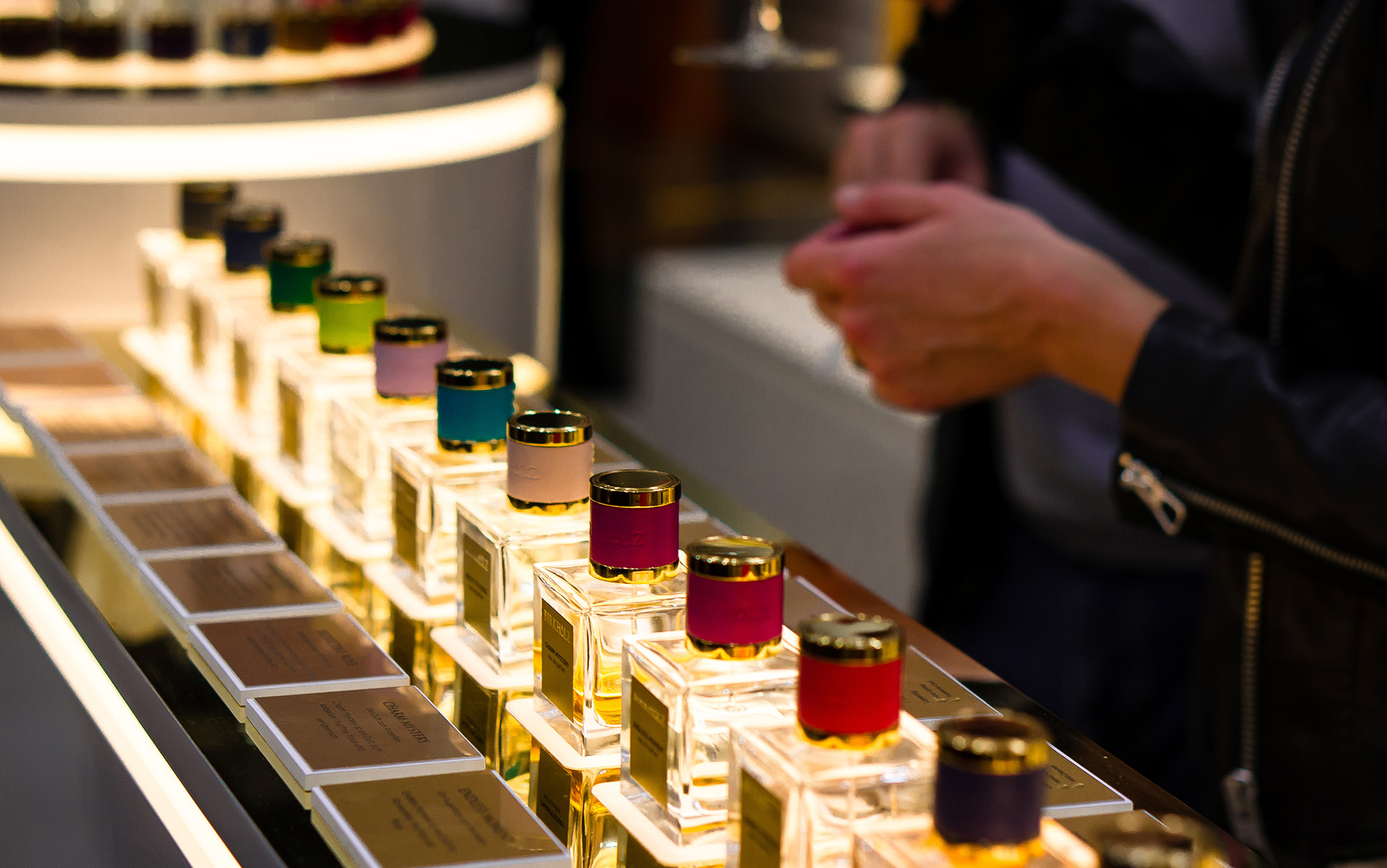 Berlin Soul Abend bei Birkholz Perfume Manufacture