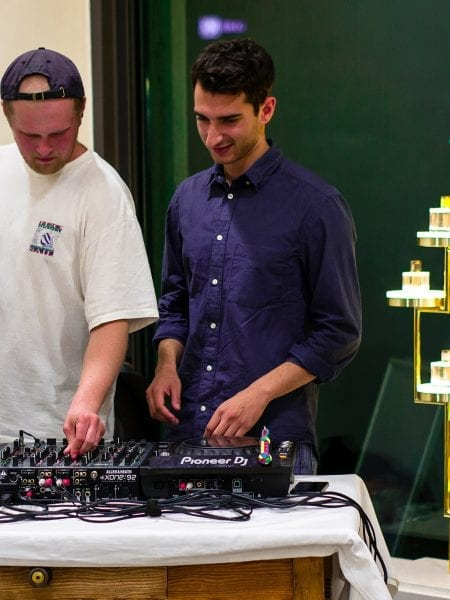 DJ Nephwes music club perfume Birkholz диджеи