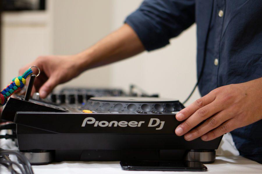 DJ Nephwes music club perfume Birkholz диджей