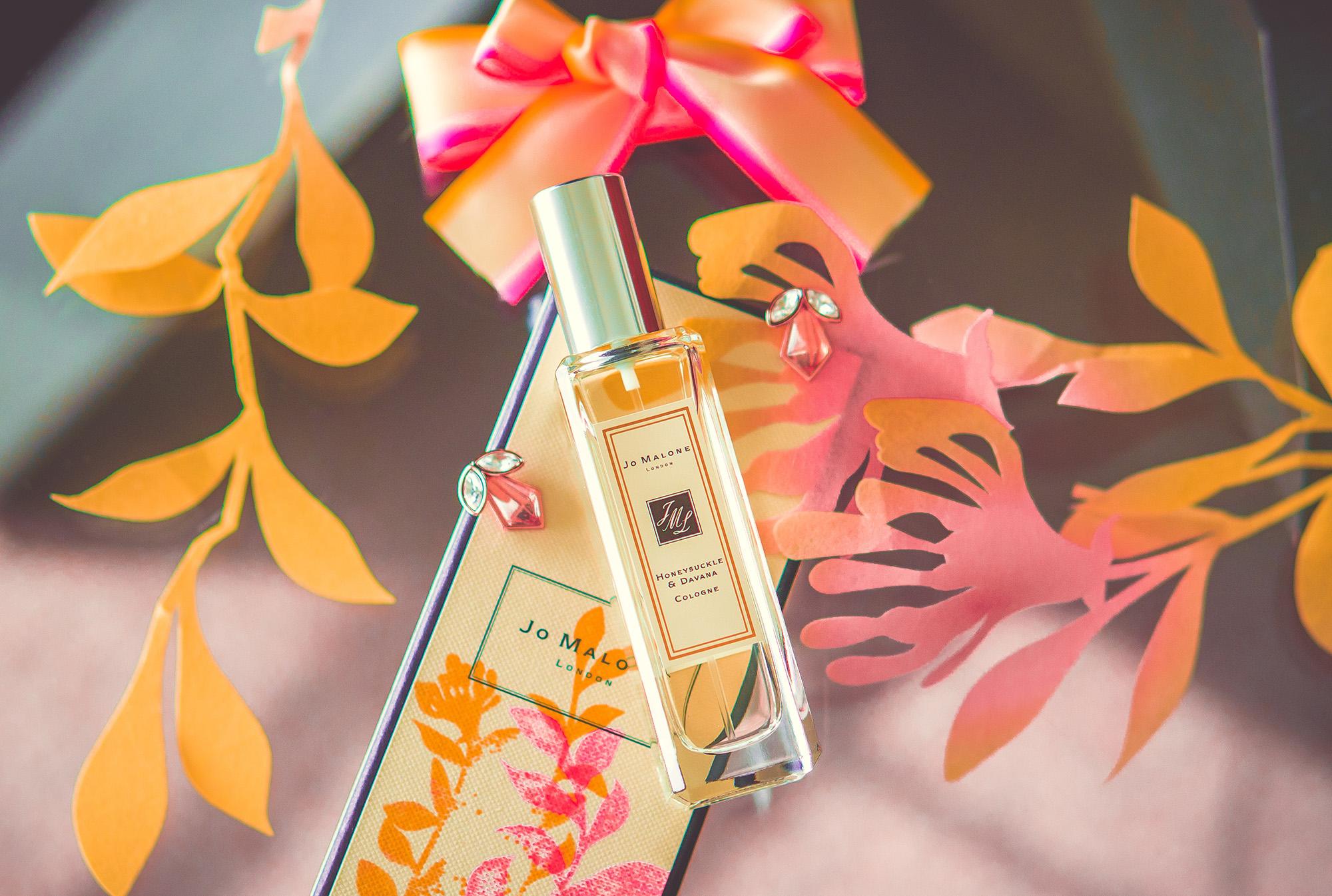 Jo Malone Honeysuckle & Davana: das sommerlichste Herbstparfüm des Jahres