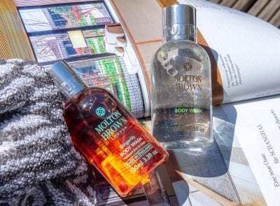 Molton Brown Coco Sandalwood Gingerlily shower gel Duschgel гель для душа