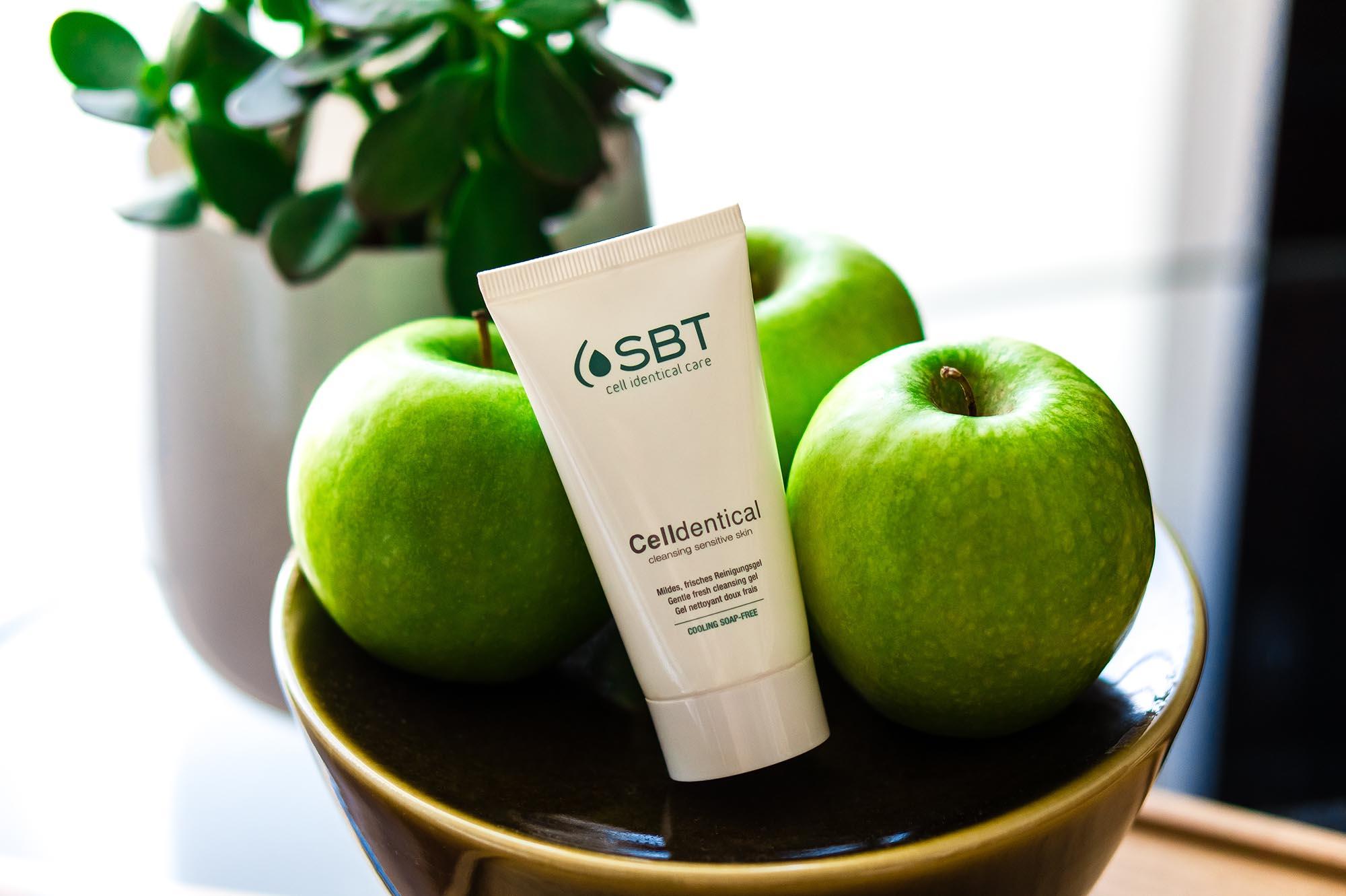 Польза и вред умывания: SBT Celldentical Cleansing Gel