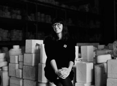 Киара Ронцани (Chiara Ronzani), основательница бренда Extrait D'Atelier *