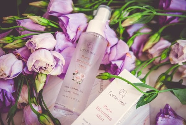 Commleaf Rose Blooming Mist Spray K-Beauty