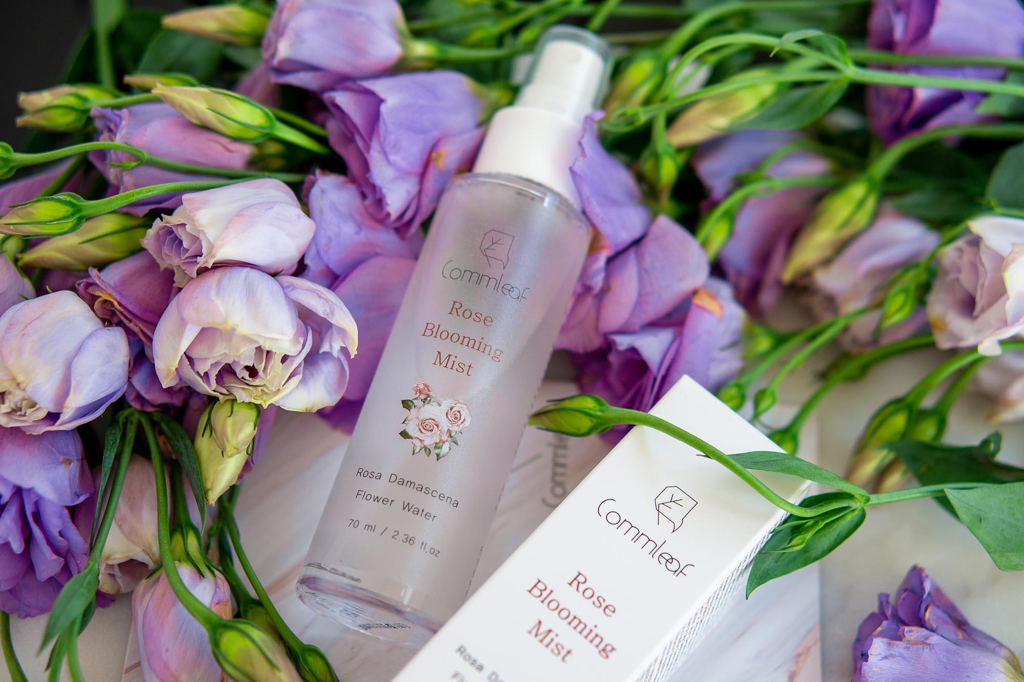 Приятное и полезное: увлажняющий спрей Rose Blooming Mist Commleaf