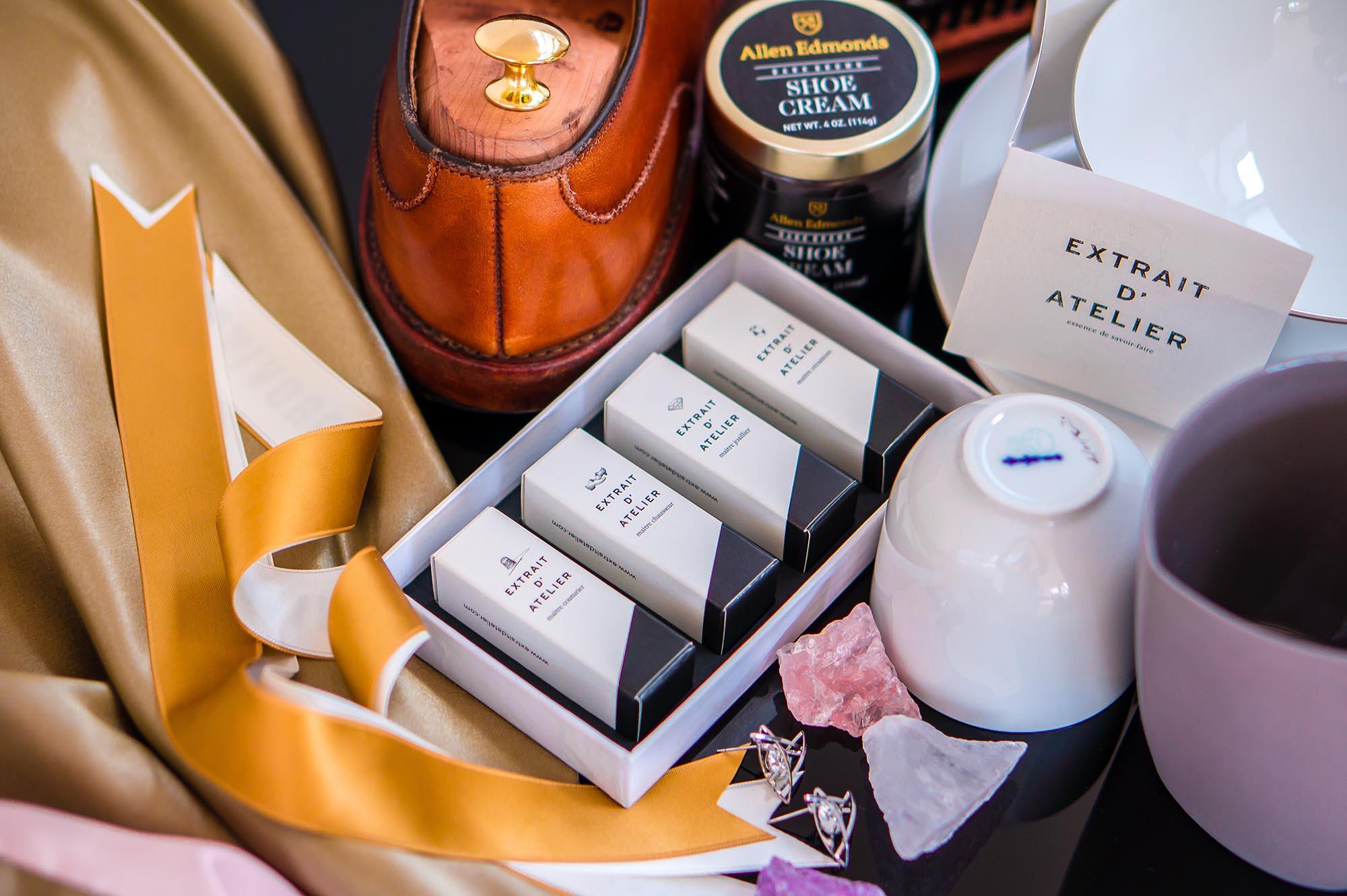 Высокая мода в парфюмерии: нишевые ароматы Extrait D'Atelier